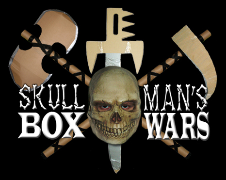 Skull Man's Box Wars